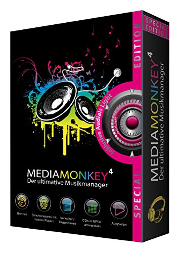 MediaMonkey 4 Special Edition Der Ultimative Musikmanager